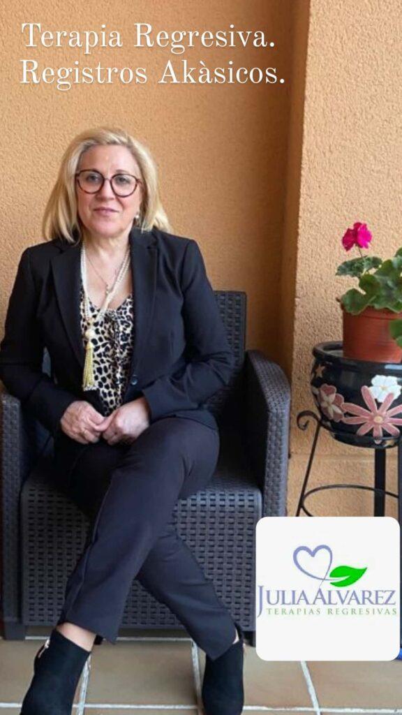 lectura registros akashicos en Valladolid julia alvarez